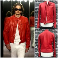 UltraRare & Gorgeous Yves Saint Laurent Tom Ford SS04 Leather Motorcycle Jacket