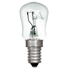 Crompton 25w Horno Lámpara Transparente Ses / E14 / Rosca Edison Pequeña