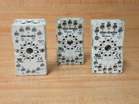 Allen Bradley 700-HN101 Relay Socket 700HN101 (Pack of 3)