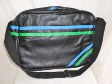 Bolso de Hombro Bandolera Mensajero Bolsos de Moda Negro Azul Verde Imitación de cuero