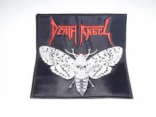 DEATH ANGEL THRASH METAL EMBROIDERED PATCH