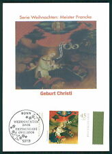 BRD MK 2006 WEIHNACHTEN PRIVATE MAXIMUMKARTE CHRISTMAS MAXIMUM CARD MC av88