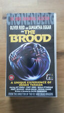 The Brood - The David Cronenberg Collection (Horror Sci-Fi GB VHS Video 1992!!!)