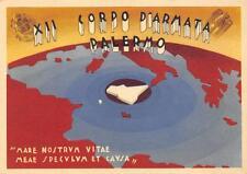 3589) PALERMO XXI CORPO D'ARMATA COMANDO DEL CORPO D'ARMATA DELLA SICILIA.