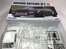 Fujimi ID-163 Nissan Skyline GT-R KPGC10 Semi Works 1/24 Scale Kit