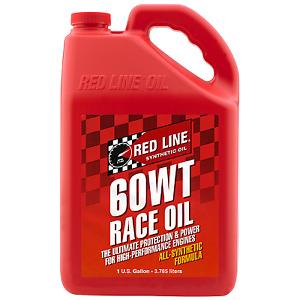 Red Line Race Oil 60WT 20W60 3.8L 10605 fits Wolseley 16/60 1.7