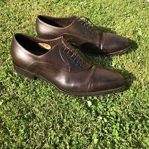 SANTONI Shoes Men's Shoes Business Shoes - Size 8,5 (42,5) - Used