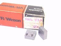 NEW SURPLUS 10PCS. VR/WESSON  SNG 432  GRADE: 650  CARBIDE INSERTS