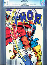 THOR #337 CGC 9.8 *NEWSSTAND ISSUE* First Beta Ray Bill ~WALT SIMONSON ART~ 1983