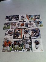 *****Matt Forte*****  Lot of 85 cards.....42 DIFFERENT / Football