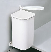 Hailo Abfallsammler PICO 3505-00 Einfach-Mülleimer 5 Liter Bad Küche Kosmetik