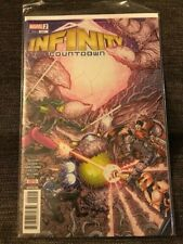 Infinity Countdown #2 Variant GAUNTLET THANOS ENDGAME Marvel Comics 2018