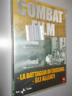 DVD KOMBAT FILM LA BATTAGLIA DI CASSINO GLI ALLEATI DOCUMENTARIO RAI TRADE