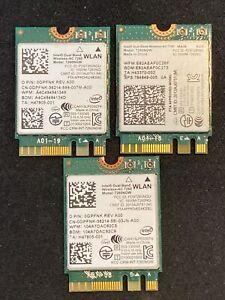 Intel Wireless 7260 WiFi 802.11 ac/a/b/g/n + Bluetooth 4.0 Dual Band M.2 GPFNK