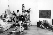 JACQUES RIVETTE Breton BULLE OGIER Caméra L'AMOUR FOU Tournage Photo 1968