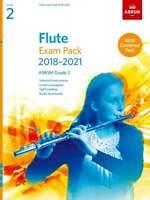 ABRSM Flute Exam Pack Grade 2 2018-2021 ** 35% Discount **