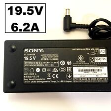 19.5V 6.2A 120W Adapter for SONY TV, ACDP-120D01,  BRAVIA KD-49XE9005, 120w max