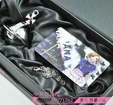 Hot NANA Lighter Necklace Shinichi Cosplay Ai Yazawa Free Shipping