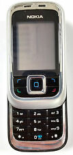 NOKIA 6111 UNLOCKED TRIBAND CAMERA,BLUETOOTH,SMALL SIZE SLIDER CELL PHONE.