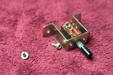 AKAI GXC-39D cassette deck PARTS from working unit - electric switch set