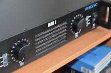 Ampli marque Phonic type MAR 2 Transfo Toroïdal - 2X200W RMS - MIKA +32475277772