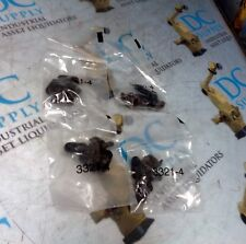 80/20 INC 3321-4 ¼-20 X  ½ MOUNT TO T-SLOT, LOT OF 4 NIB