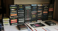 Atari 2600 Games Lot- TESTED- Up To 25% OFF- Free Shipping