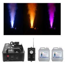 Chauvet DJ Lighting Geryser P6 Fog & LED Blast Light Motion Sensor & Fog Fluid