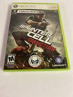 Tom Clancy's Splinter Cell: Conviction (Microsoft Xbox 360, 2010) Tested!