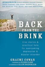 Back from the Brink: True Stories & Practical Help for Overcoming Depression & B
