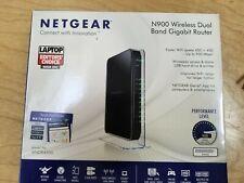 Netgear N900 450 Mbps 4-Port Gigabit Wireless N Router (WNDR4500)