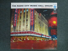 The Radio City Music Hall Organ Ashley Miller Rare LP Columbia Records Fast Ship