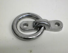 "Aluminum Swivel Ring Rope Tie Down Horse Trailer 1-7/8"" A+ Quaility!"