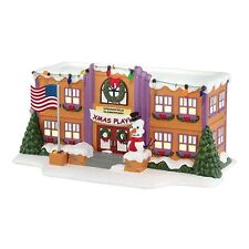 Dept 56 Simpson's Village SPRINGFIELD ELEMENTARY SCHOOL 4032215 New In Box 2013