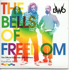 ☆ CD SINGLE BWO - ARMY OF LOVERS The bells of freedom 9 remixes CARD SLEEVE ☆
