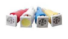 2 x T5 SMD LED Car Speedo Dashboard Light Lamp Bulb 286 12516 2721 5050