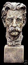 Philosopher Albert Schweitzer Bust Sculpture Statue