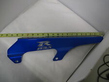 SUZUKI GSXR GSX-R 600 CHAIN GUARD BLUE 1997 - 2003