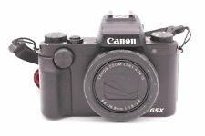 Canon PowerShot G5X G5 x 20.2 Cámara Digital MP - Negro