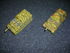 FLAMES OF WAR GERMAN WELL PAINTED FERDINAND OR ELEPHANT X2  RESIN
