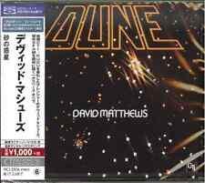 DAVID MATTHEWS-DUNE -JAPAN Blu-spec CD B63