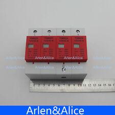 SPD 3P+N 60KA~100KA D ~420VAC House Surge Protector Protective Device