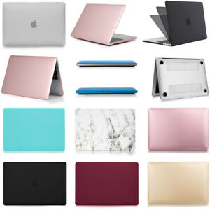 For MacBook Pro 15 inch Case 2019 2018 2017 2016 Touch Bar A1990 A1707 Cover