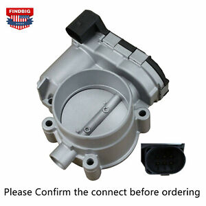 Genuine Throttle Body For 2004-2008 Buick LaCrosse Cadillac SRX CTS STS 3.6L V6