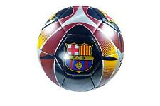 Fc Barcelona Authentic Official Licensed Soccer Ball Size 5-18-1