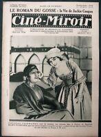 Ciné-Miroir 1924 French Film Magazine Doug Fairbanks Mary Pickford Jackie Coogan