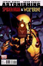 Astonishing Spider-Man & Wolverine (2010-2011) #2 of 6