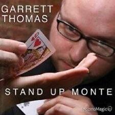 STAND UP MONTE by Garrett Thomas