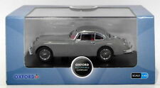 Oxford Diecast 1/43 Scale JAGXK150007 - Jaguar XK150 FHC - Mist Grey