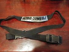 ultra wheels skate tote strap for carrying rollerblades - perhaps other skates?
